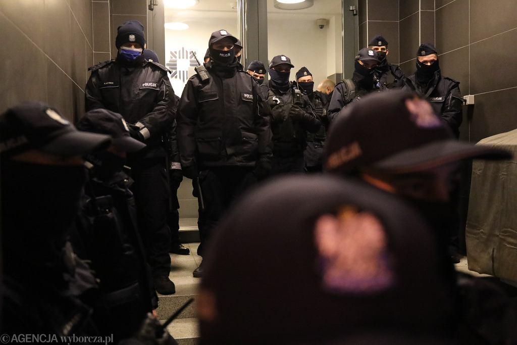 16-latkowie zatrzymani w Malborku