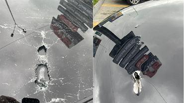 Ostrzelanie samochodu doradcy prezydenta Ukrainy