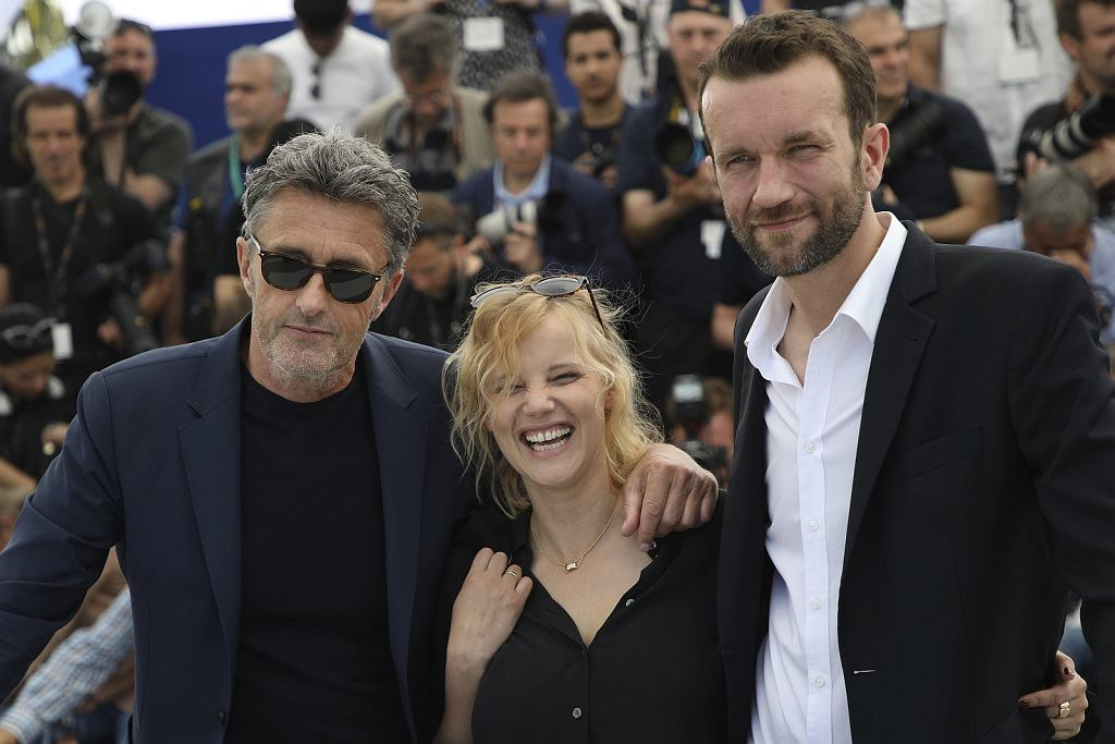 Cannes 2018: Paweł Pawlikowski, Joanna Kulig, Tomasz Kot - 'Zimna Wojna'