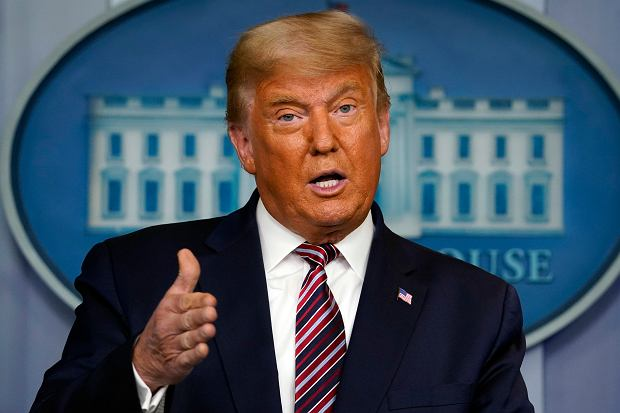 Wielkie pytanie: czy Trump i pandemia zabili dolara i gospodarkę USA [PRZEGLĄD PRASY EKONOMICZNEJ]