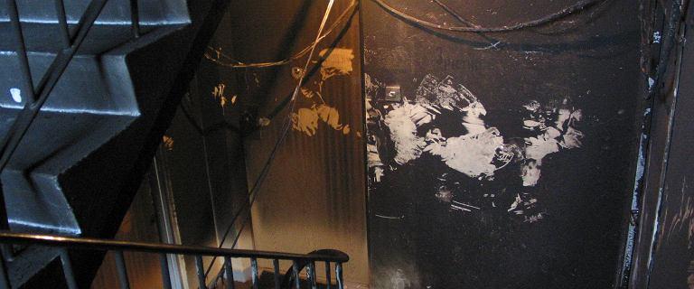 Krotoszyn: 13-latek podpalił dziecięcy wózek na klatce schodowej