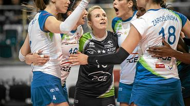 Siatkarki Atomu Trefl Sopot są w półfinale Pucharu CEV