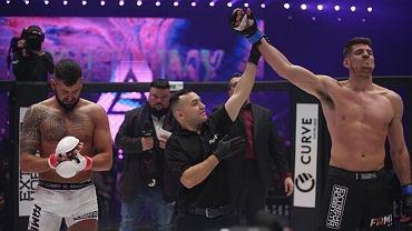 Wojciech Gola przegrał z Joelem 'JMX' FAME MMA