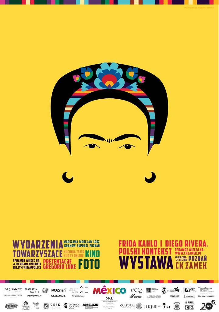 'Frida i Diego. Niech żyje życie!' plakat