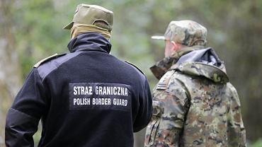 Straż Graniczna - zdjęcie ilustracyjne