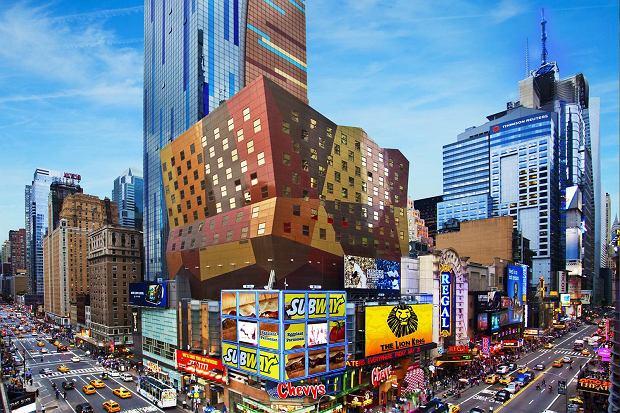Hotel Westin w Nowym Jorku (Nowy Jork, Stany Zjednoczone)