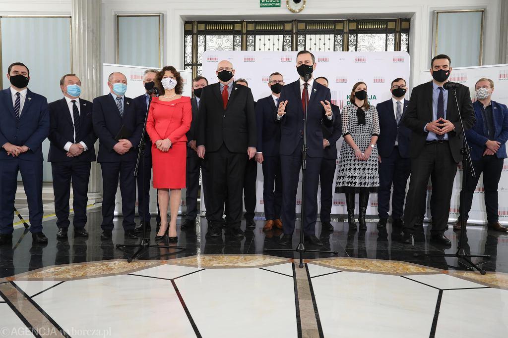 Konferencja Koalicji Polskiej