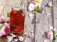 Konfitura z płatków róży - ugotuj