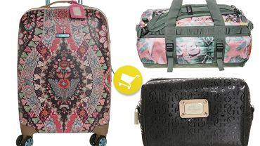 walizki, torby, kosmetyczki