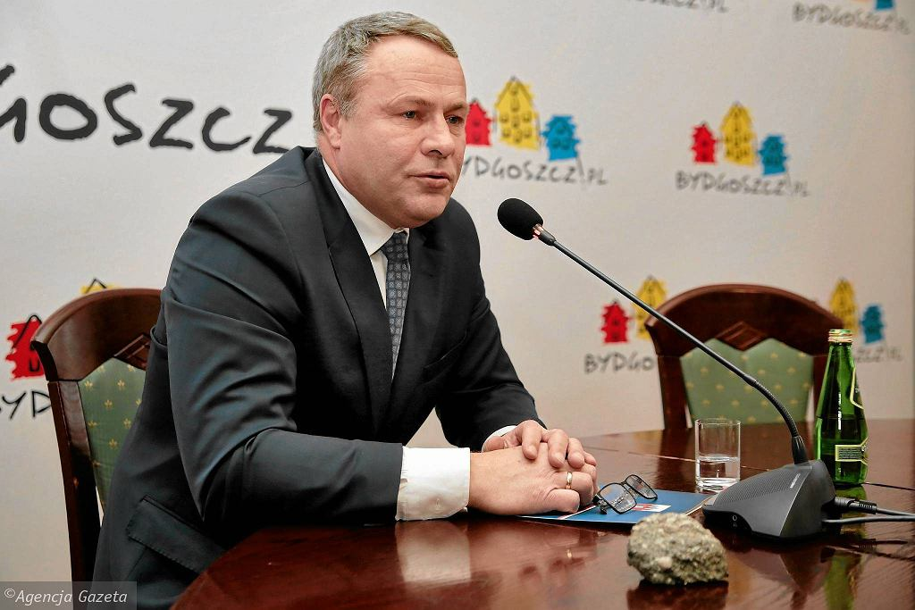 Prezydent Rafał Bruski