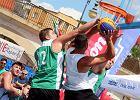 Koszykarskie mistrzostwa Polski na bulwarze. Nawet burza nie dała im rady [GALERIA ZDJĘĆ, WIDEO]