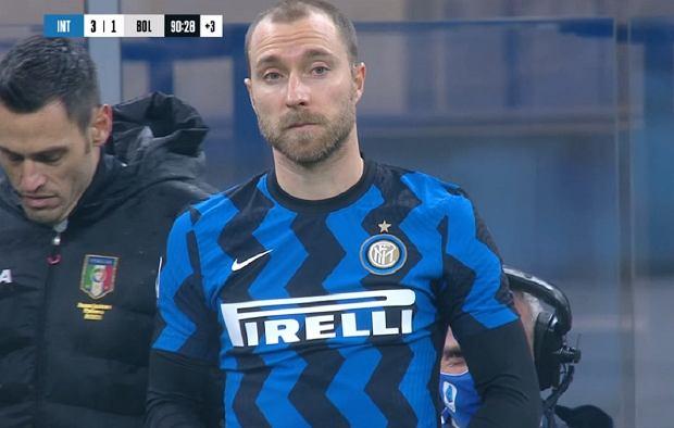 """Christian Eriksen ma zmienić klub. Inter Mediolan potwierdza. """"Musimy mu to umożliwić"""""""