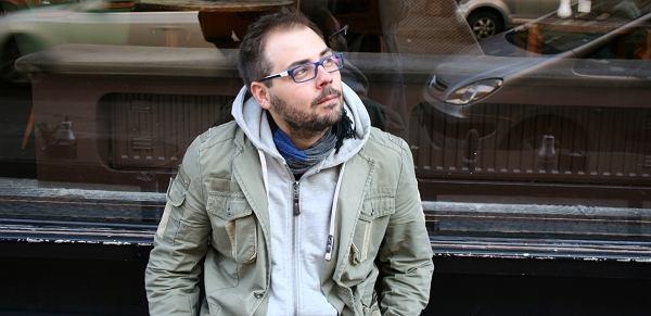 Marek Łuszczyna (fot. mat. wyd. Znak)