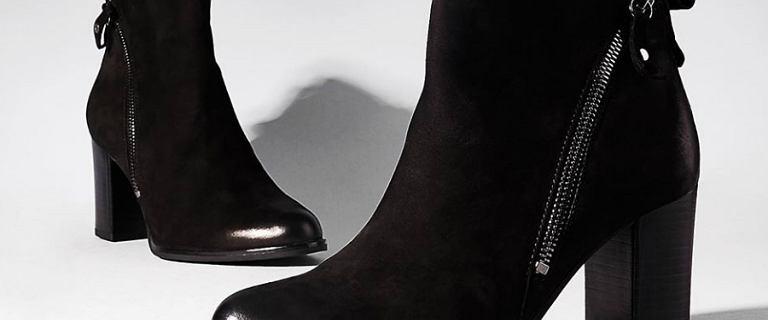 Wygodne buty na obcasie? To możliwe! Te buty marki Caprice są świetne