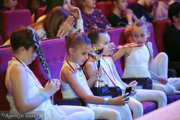 Zdjęcie numer 54 w galerii - Cheerleaderki rywalizują w Kielcach. Bo taniec nie jedną ma twarz [ZDJĘCIA]