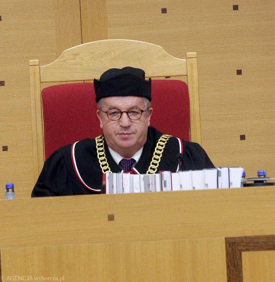 Trybunał Konstytucyjny uznał PiS-owską nowelizację ustawy o TK za niezgodną z konstytucją w większości punktów