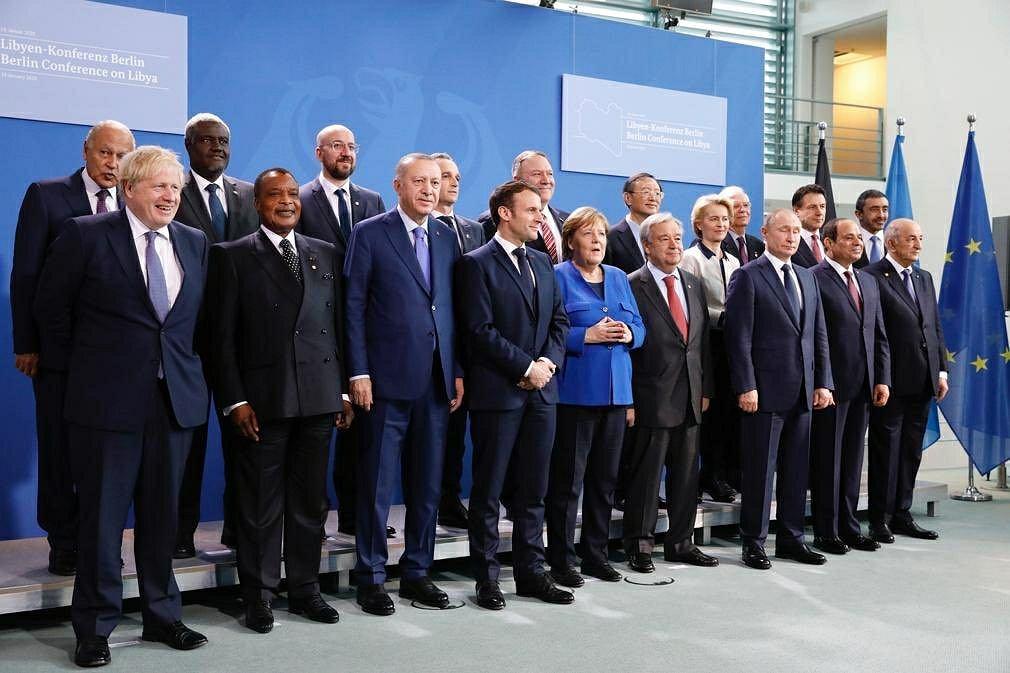 Berlin. Jest porozumienie w sprawie embarga na dostawy broni do Libii/Fot. Charles Michel-Twitter
