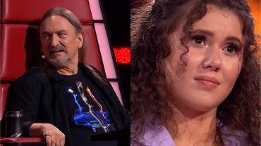 """""""The Voice of Poland"""". Decyzja Piekarczyka w sprawie Karoliny oburzyła widzów: Marku, coś ty zrobił?"""