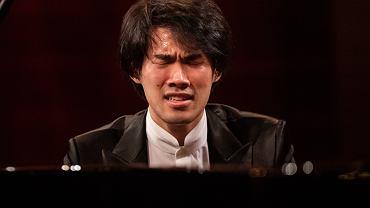 Bruce Liu, zwycięzca 18. Konkursu Chopinowskiego.