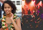 """Malia Obama przyłapana na imprezie w... Amsterdamie. """"To znakomita tancerka"""""""