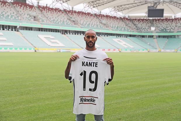 Jose Kante zawodnikiem Legii Warszawa