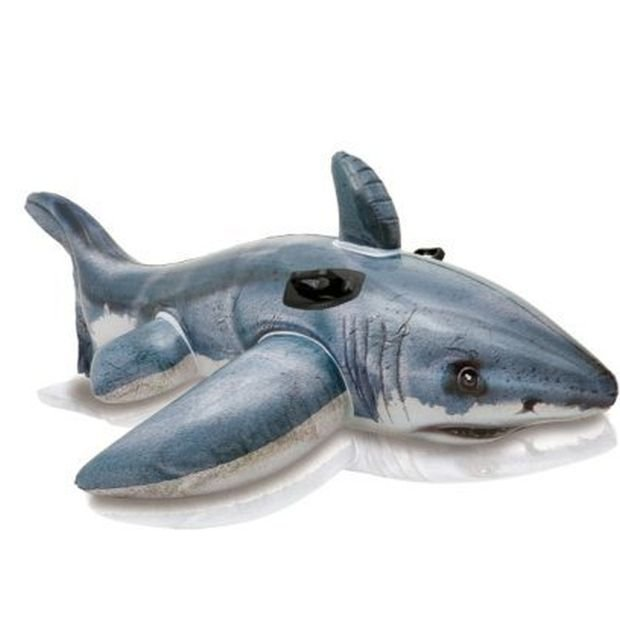 Nadmuchiwany rekin, Intex, cena: 32,99 zl / fot. merlin.pl