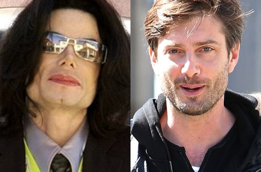 Michael Jackson, James Safechuck