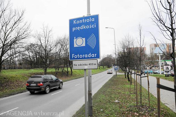 Fotoradar z Rosji bierze na celownik polskich kierowców. Kontroluje 6 pasów w 2 kierunkach