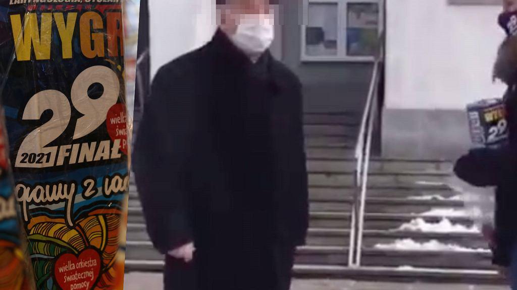 Kraków. 'Won stąd, wara stąd'. Tak ksiądz przepędzał wolontariuszkę WOŚP sprzed kościoła