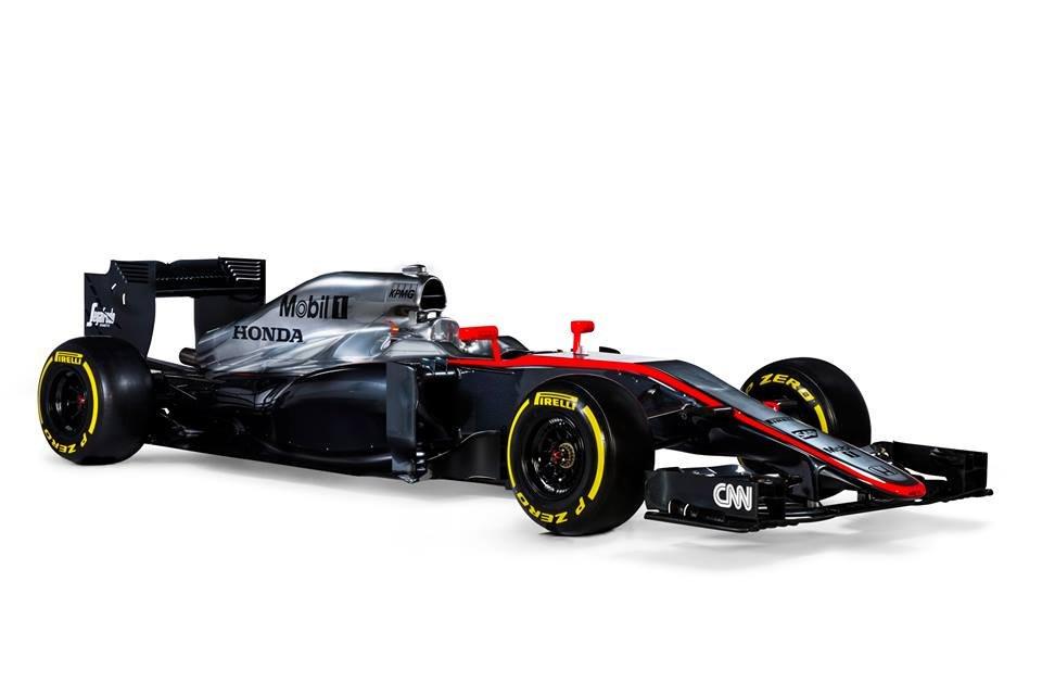 Nowy McLaren MP4-30