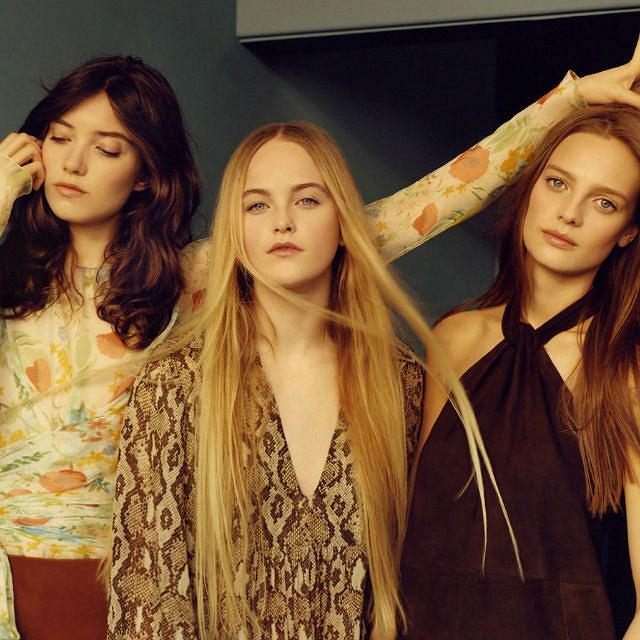 Zara: kampania wiosna/lato 2015