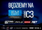 Actina w centrum esportowych wydarzeń, czyli atrakcje na Intel Extreme Masters 2020