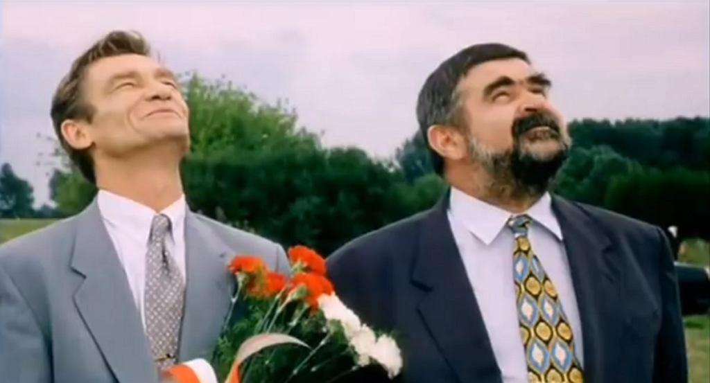Scena z filmu Killerów dwóch