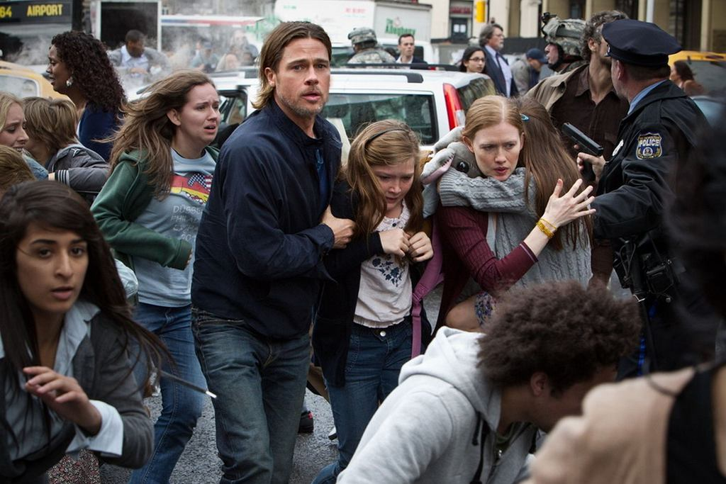 Program TV na dziś: World War Z