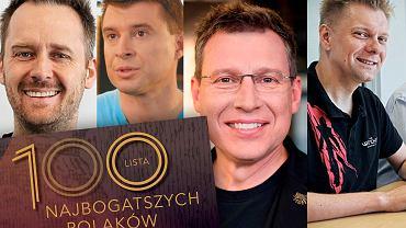 Jest nowa Lista 100 Najbogatszych Polaków. Udziałowcy CD Projekt wśród nowych miliarderów