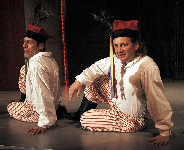 Paweł Królikowski w teatrze