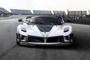 Ferrari FXX-K Evo - zapłacisz za nie majątek, a przejedziesz się tylko kilka razy