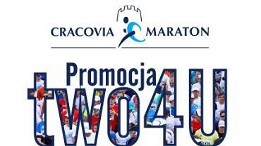 Promocja two4U Cracovia Maraton