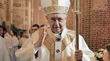 Arcybiskup poznański Stanisław Gądecki