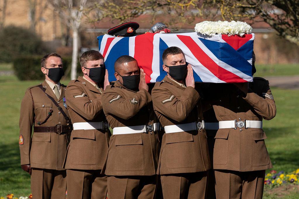 Pogrzeb Sir Toma Moore'a