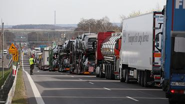 Przejście graniczne Kołbaskowo, 18 marca 2020