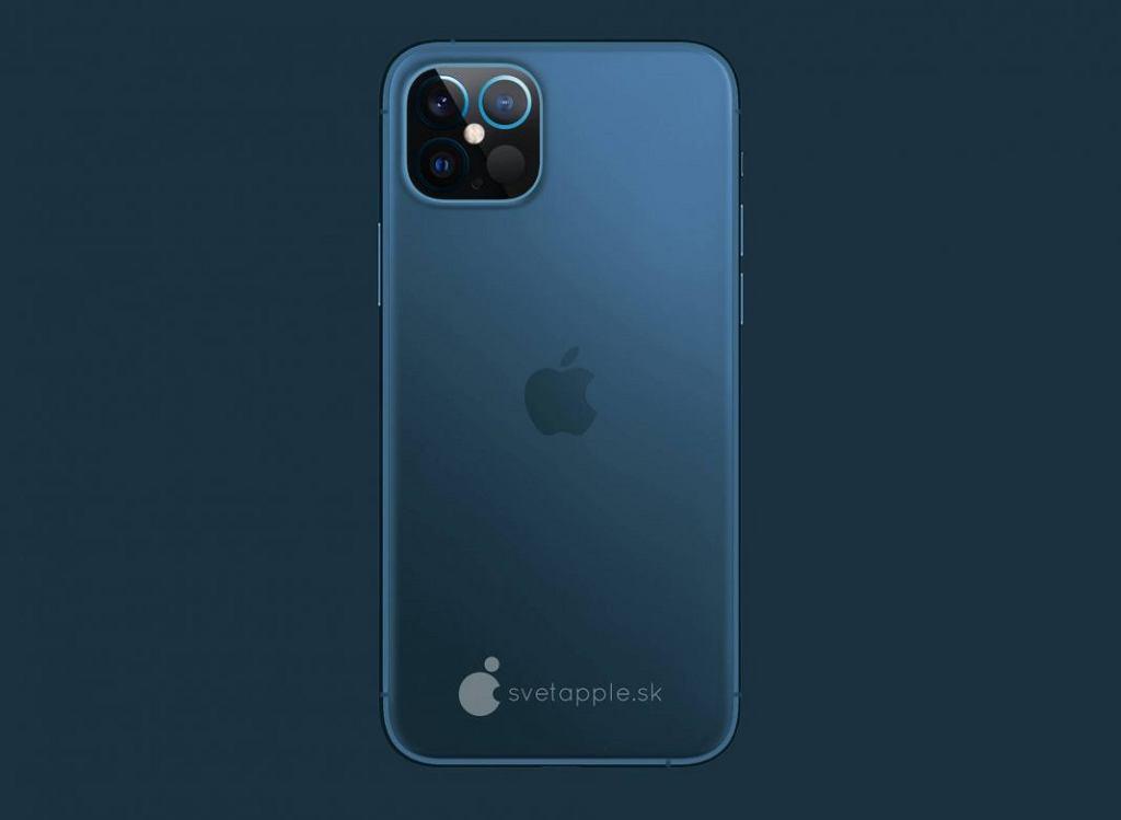iPhone 12 - render