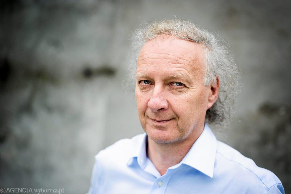 Janusz A. Majcherek, Kraków, sierpień 2016