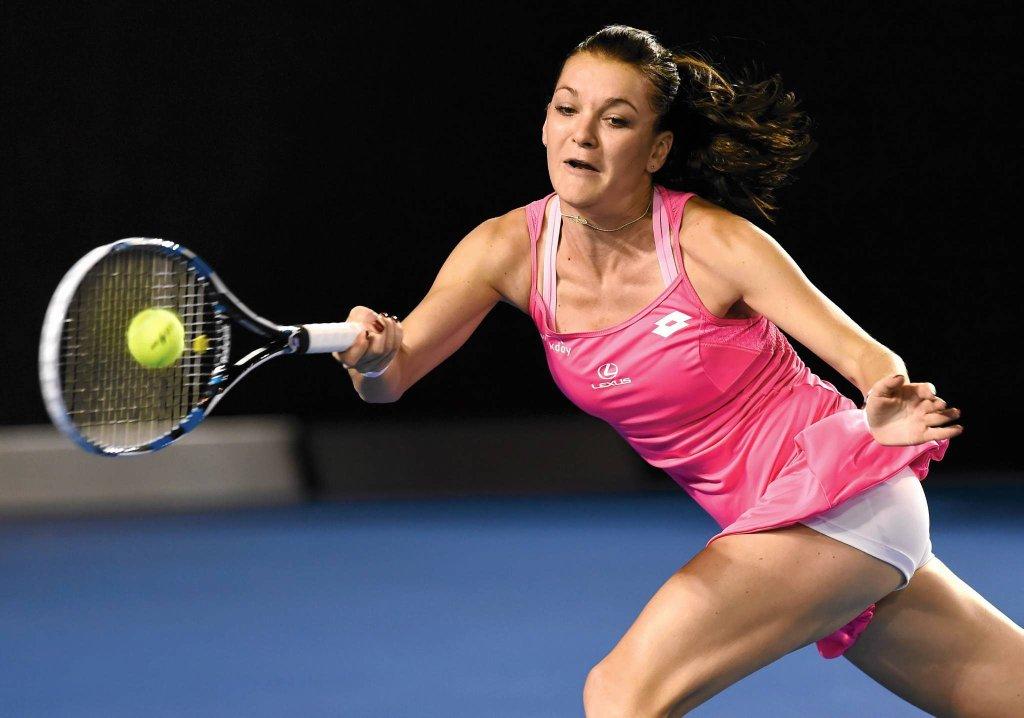 Półfinał Australian Open 2016. Agnieszka Radwańska vs. Serena Williams