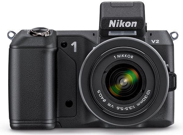 Nikon 1 V2 Cena: 900 euro (obiektyw 10-30 mm)