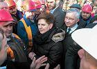 Tak rządzi prezes kieleckich kopalni. 500 złotych grzywny za słuchanie pani premier