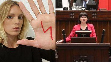 Anja Rubik, Kaja Godek