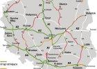 Więcej dróg i obwodnic. Na mapie między innymi Szczecin i Wałcz