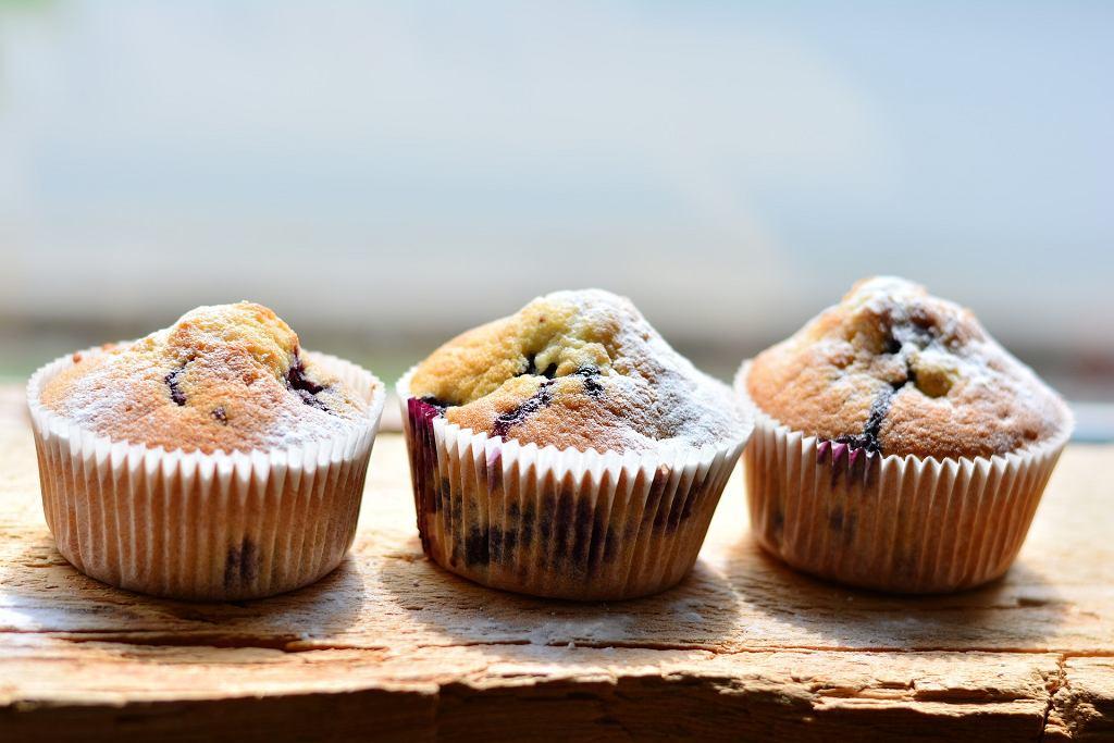 muffiny, propozycja podania