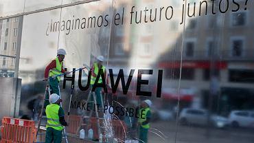 Spain Huawei